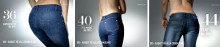 KappAhl har jeans för alla rumpor