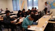 Eductus och Plusgymnasiet startar språkintroduktion för ungdomar