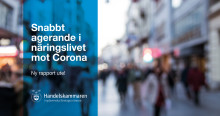 Handelskammaren i färsk enkät: Snabbt agerande i näringslivet mot Corona