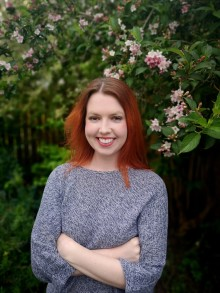 Alison recognised in Rising Star category at MJ awards