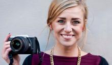 Youtube-stjärnan Clara Henry ny profil på Veckorevyn.com