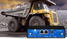 Ny 4G router för kommersiella fordon