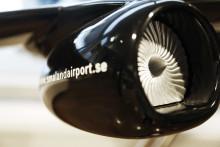 INBJUDAN PRESSTRÄFF- Växjö Småland Airport breddar med avgångar till internationell knutpunkt