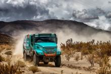 Team PETRONAS De Rooy IVECO er klar til å konkurrere i Dakar 2018 og Africa Eco Race 2018
