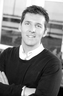 Karl Hardell blir vd för ny inkubator på Konstnärligt campus