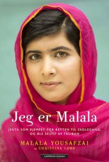 Malalas bok i norsk utgave om kort tid