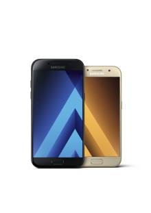 Samsung lanseeraa uudistuneen Galaxy A -sarjan