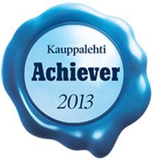 Flowrox Oy - Achiever 2013