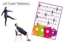 Lättsam och rolig träning - genom hela livet