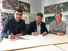 ByggDialog tecknar avtal med Akademiska Hus