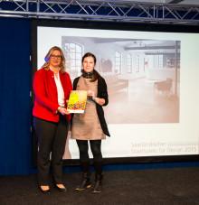 Saarländischer Staatspreis für Design 2015 an Villeroy & Boch Fliesen - Serie WAREHOUSE für gelungene Vintage - Interpretation ausgezeichnet