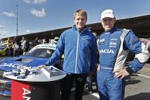 Dacia blickar framåt efter lyckad debutsäsong i STCC