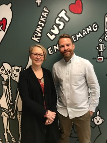 Anna-Karin Johansson blir RFSU:s nya generalsekreterare