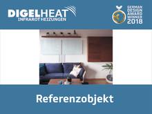 Referenzobjekt Einfamilienhaus in Graz