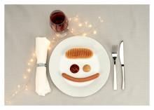 Planerar du för en romantisk middag för två?
