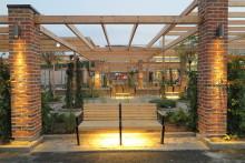 WSP har utformat framtidens mötesplats i Partille