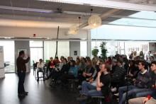 Nobelpristagare i kemi och fysik föreläser i Nacka