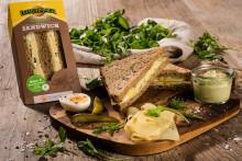 NEU: Leerdammer® Original Sandwiches von Fabry's Food & Snack