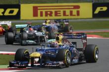 Pirellis däckval för Silverstone: Hårda och medium till tävlingen, prototypdäck för friträningarna.