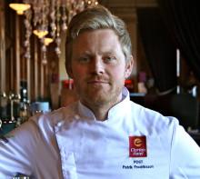 Patrik Fredriksson – chefskonditor på Clarion Hotel Post tävlar i Olympiska spelen i matlagning!