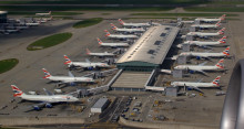Disruption at Heathrow and Gatwick caused by catastrophic IT failure