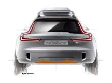 The Volvo Concept XC Coupé – the next chapter in Volvo's new design story