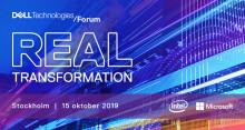 Hållbara IT-lösningar – Träffa Xllnc på DELL Technologies Forum den 15 oktober