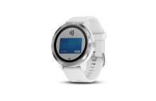 Visa integriert bequemes und sicheres Bezahlen in die Garmin® vívoactive 3 Smartwatch
