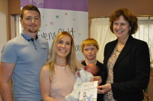 Automatic library membership for newborn babies in Moray