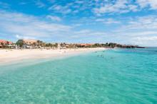 Höstraket: Kap Verde