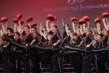 VM-ladda live med Rönninge Show Chorus!