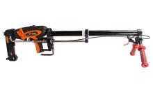Lindab lanserar bultpistol för smidig infästning av högprofil