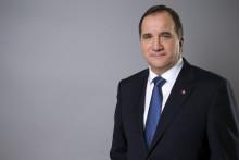 Statsminister Stefan Löfven till Högskolan Väst
