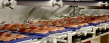 Køb af baconkæmpe på plads