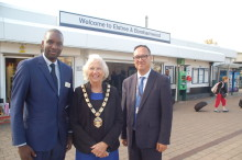 Thameslink to double size of station concourse at Elstree & Borehamwood