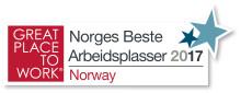 Hurtigruta Carglass® kåret til en av Norges beste arbeidsplasser