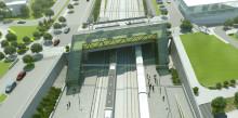 Tyréns projekterar utbyggnaden från två till fyra järnvägsspår mellan Lund - Arlöv