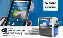 DATRON - HSC-frästeknik som ger betydligt kortare tillverkningstider med högre kvalitet