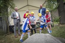 Nu påbörjas nya stadsdelen Älvsjöstaden