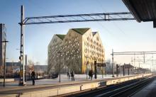 Juvelen nominerad till prestigefyllt arkitekturpris