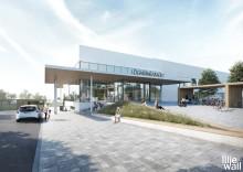Västerås Stad och NCC tecknar partneringavtal för nya Lögarängsbadet
