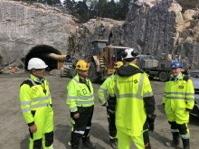E39 Kristiansand-Mandal skaper ny standard for digital informasjonsflyt