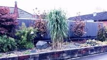 Plank och staket  av underhållsfri träkomposit!