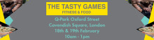 Q-Park UK teams up for a weekend of The Tasty Games