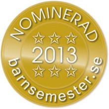 Scandic nominerade till bästa barnhotell