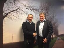 Hurtigruta Carglass ny hovedsamarbeidspartner på bilglass for LeasePlan