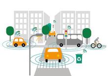 Smarta städer förändrar vårt samhälle