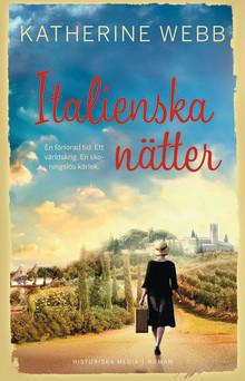Årets bok! Katherine Webbs nya roman är nominerad till Bonniers bokklubbars pris.