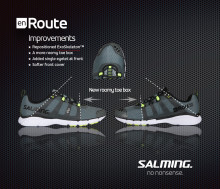 Salming EnRoute - an evolving icon!