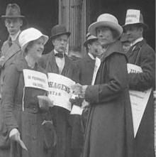 Föreläsning 6/3: Rösträttsrörelsens pionjärer: exemplet Lydia Wahlström